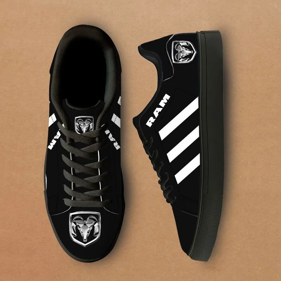 RAM truck stan smith low top shoes 2