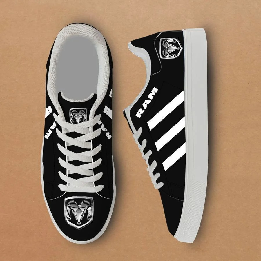 RAM truck stan smith low top shoes 3