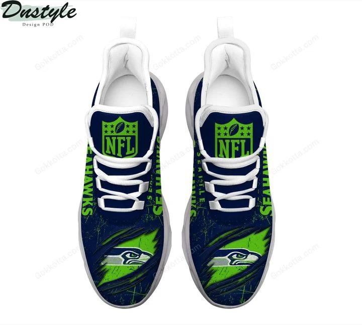 Seattle seahawks NFL max soul shoes 3