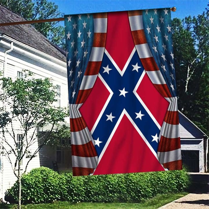 Southern confederate american flag