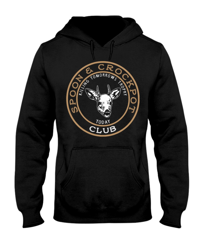 Spoon and crockpot club hoodie