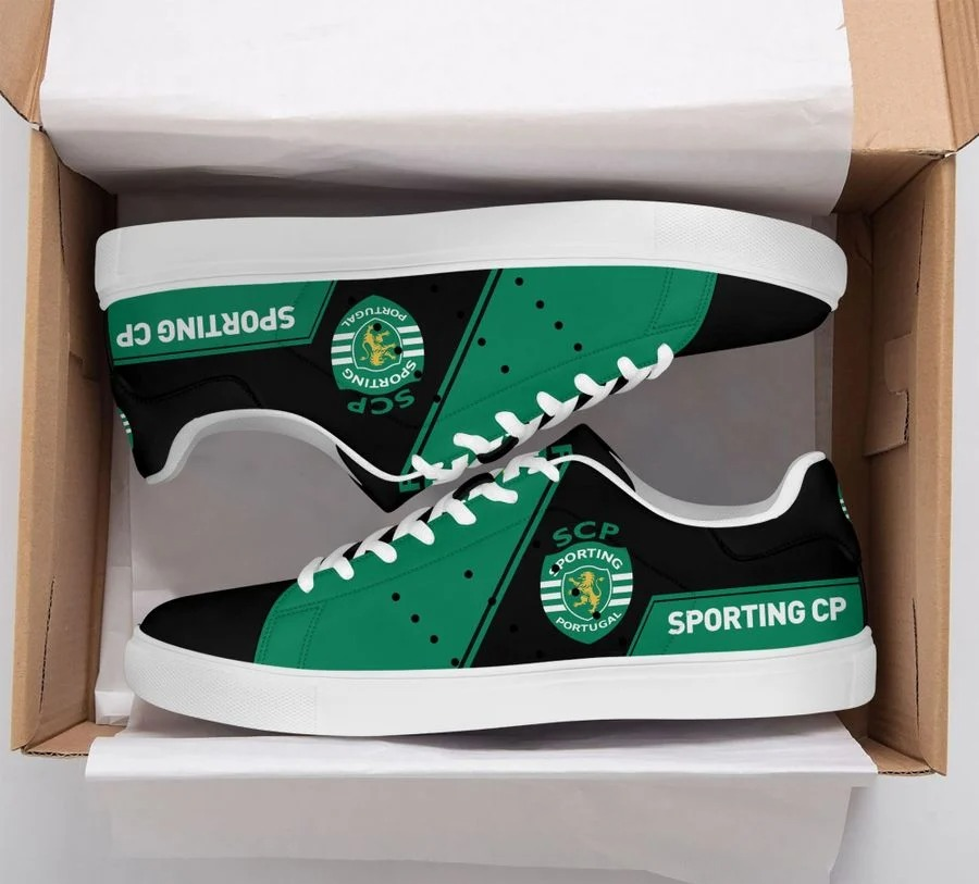 Sporting CP stan smith low top shoes 2
