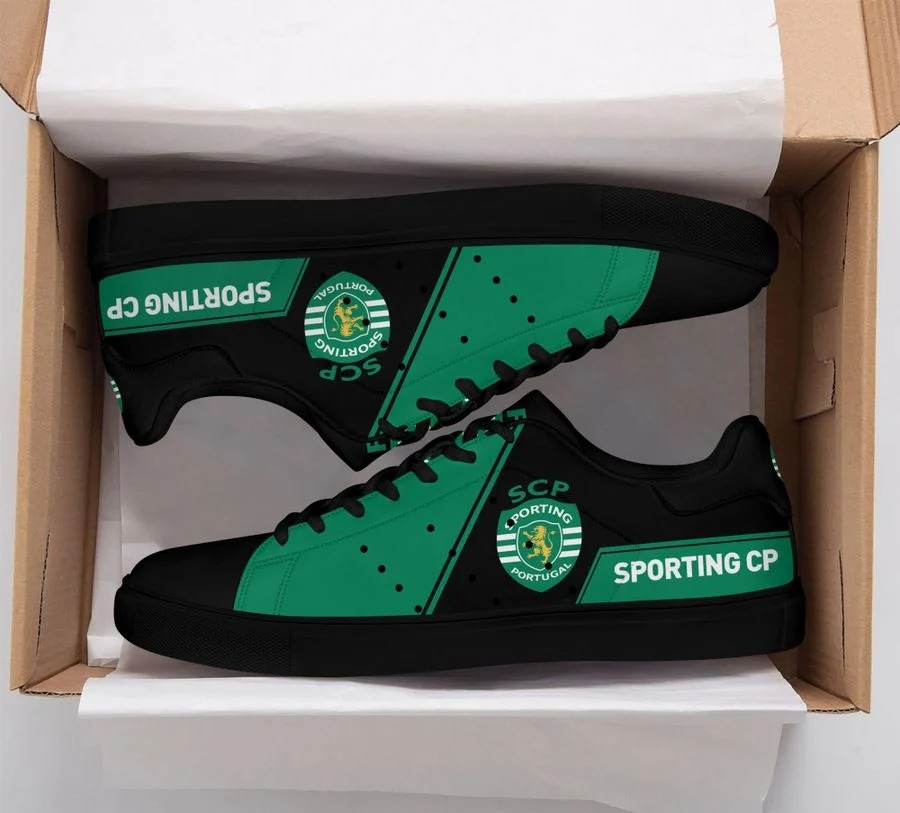 Sporting CP stan smith low top shoes 3