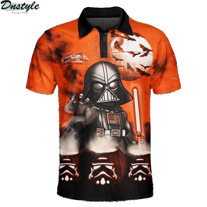 Star wars darth vader halloween night 3d printed hoodie and hawaiian shirt 3