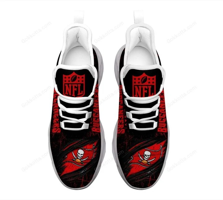 Tampa bay buccaneers NFL max soul shoes 1