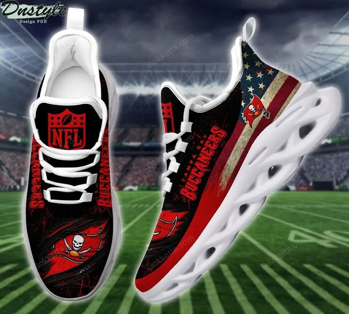 Tampa bay buccaneers NFL max soul shoes