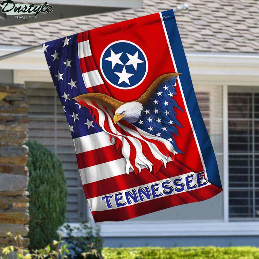 Tennessee Eagle Flag