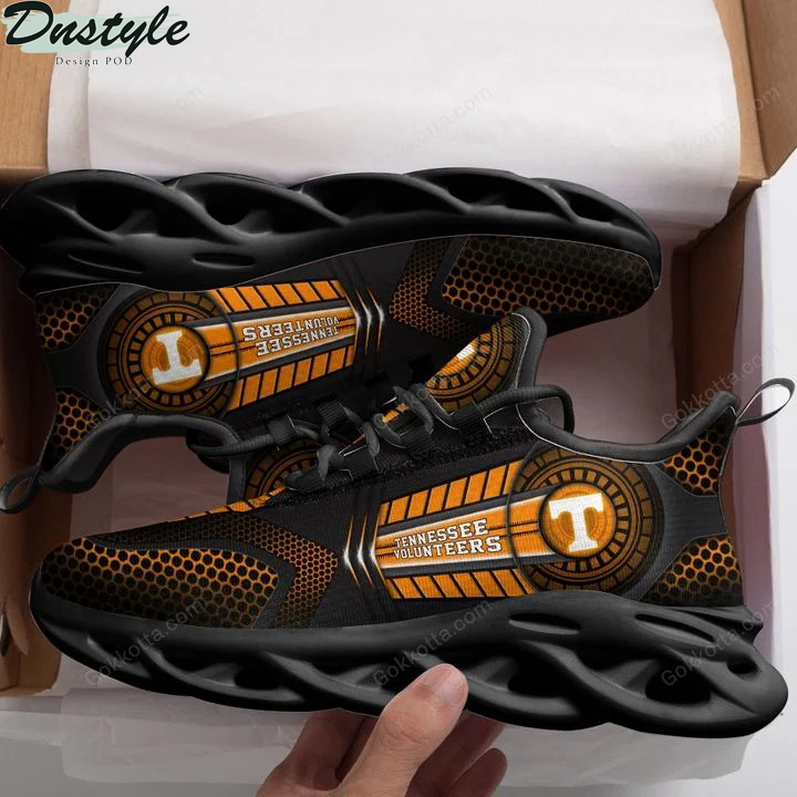 Tennessee volunteers NCAA max soul shoes