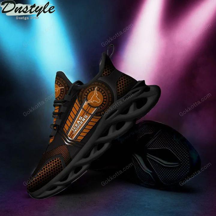 Texas longhorns NCAA max soul shoes 1