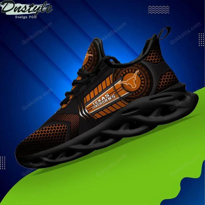 Texas longhorns NCAA max soul shoes 3