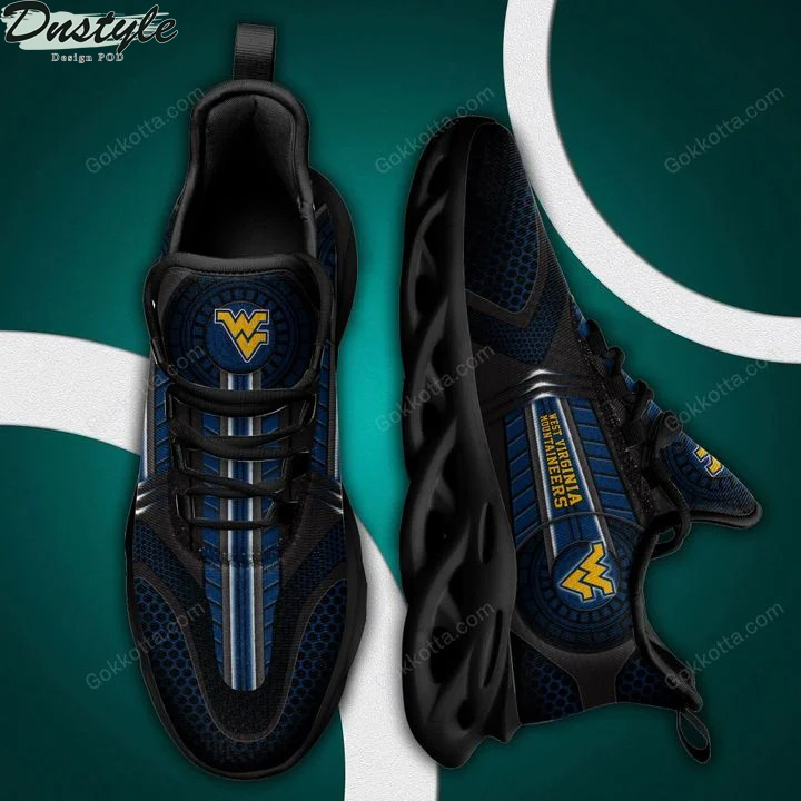 West virginia mountaineers NCAA max soul shoes 2