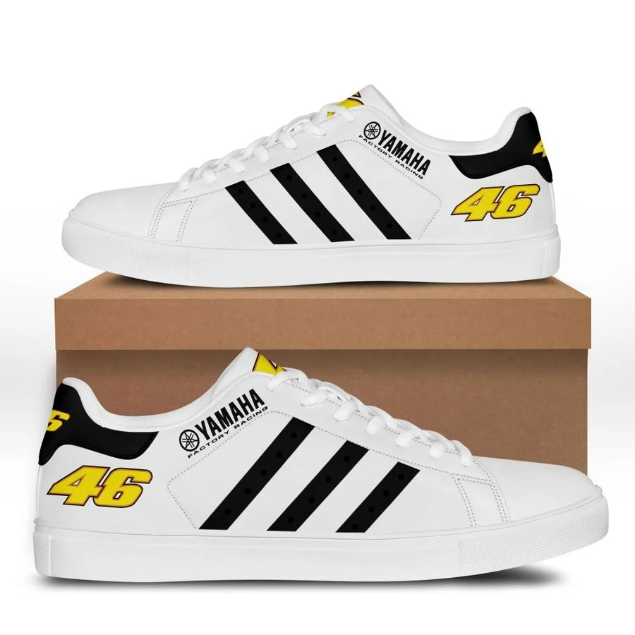 Yamaha racing stan smith low top shoes 1