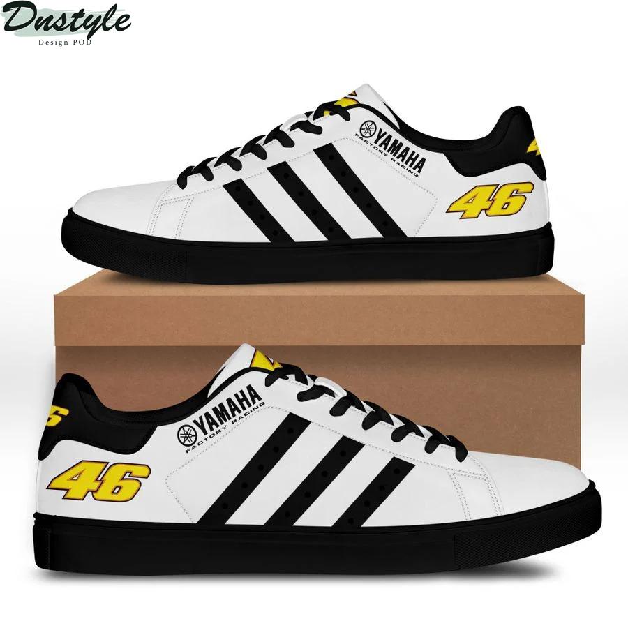 Yamaha racing stan smith low top shoes
