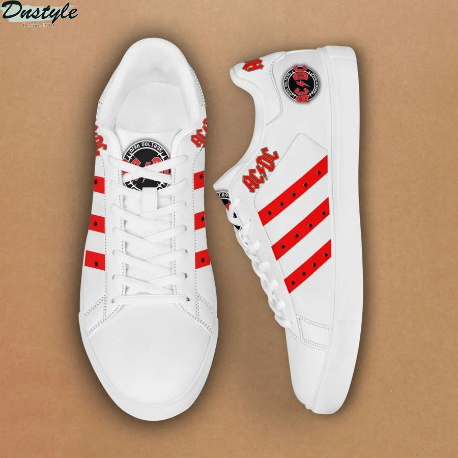 ACDC stan smith low top shoes