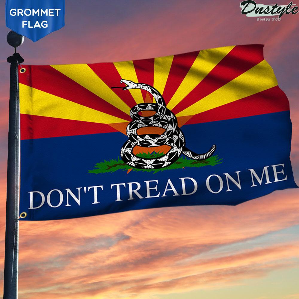 Arizona Don't Tread on Me Gadsden Flag
