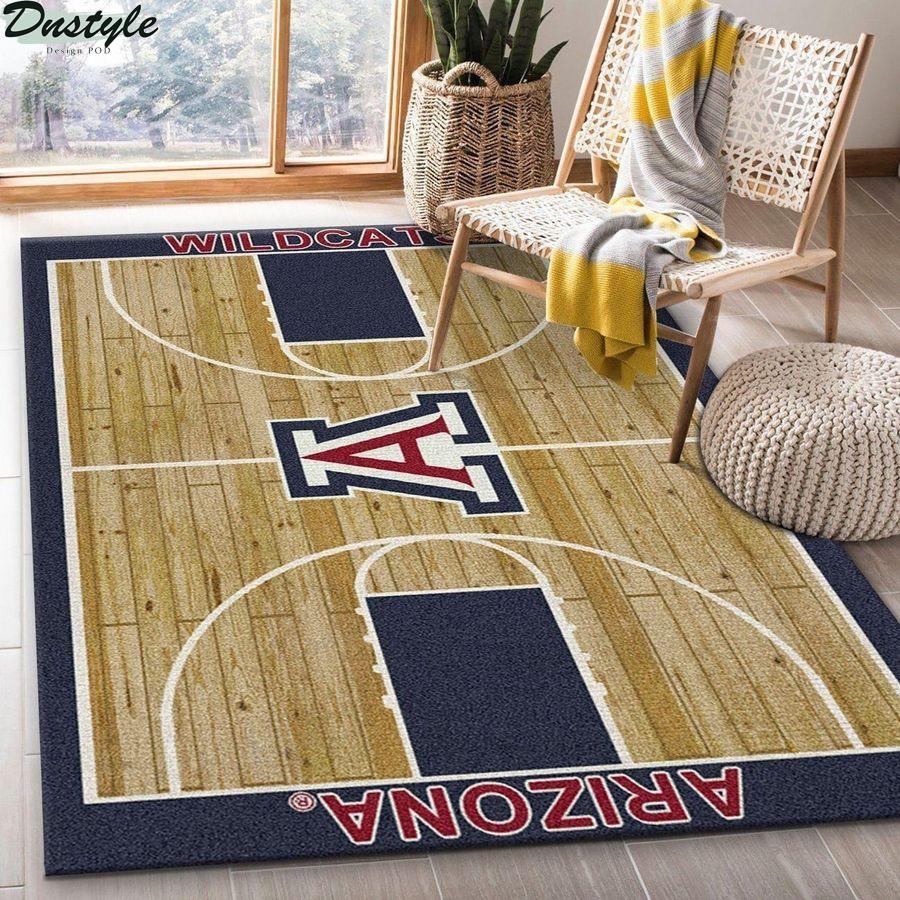 Arizona wildcats football rug