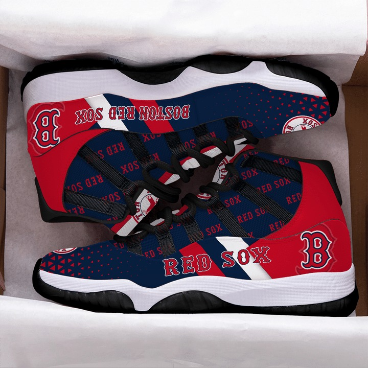 Boston red sox MLB jordan 11 sneaker 1