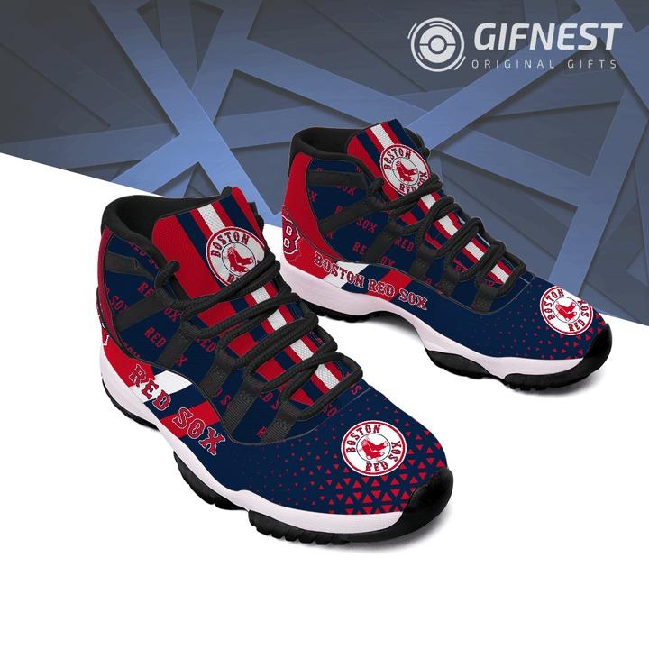 Boston red sox MLB jordan 11 sneaker 2