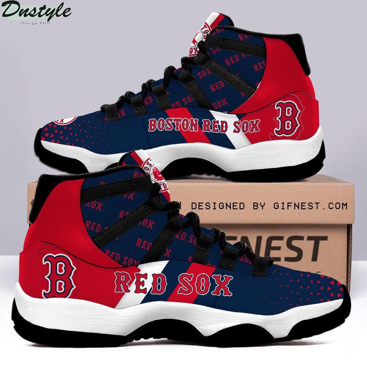 Boston red sox MLB jordan 11 sneaker