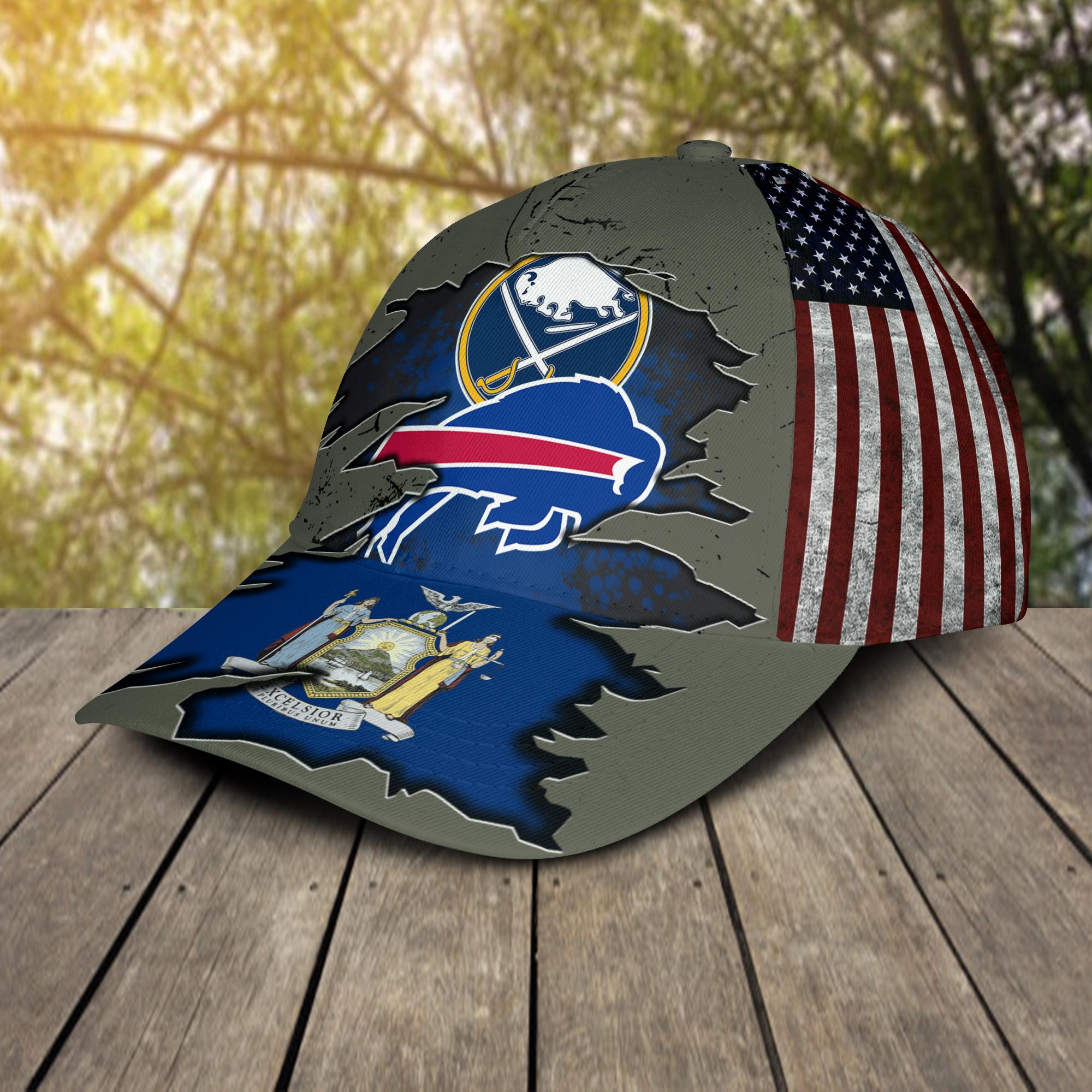 Buffalo Bills And Buffalo Sabres Cap 1