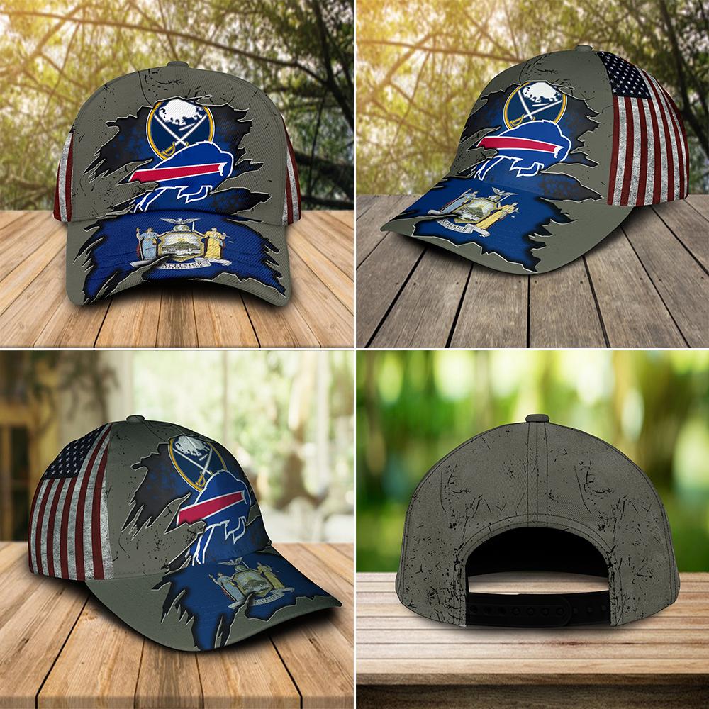 Buffalo Bills And Buffalo Sabres Cap 3