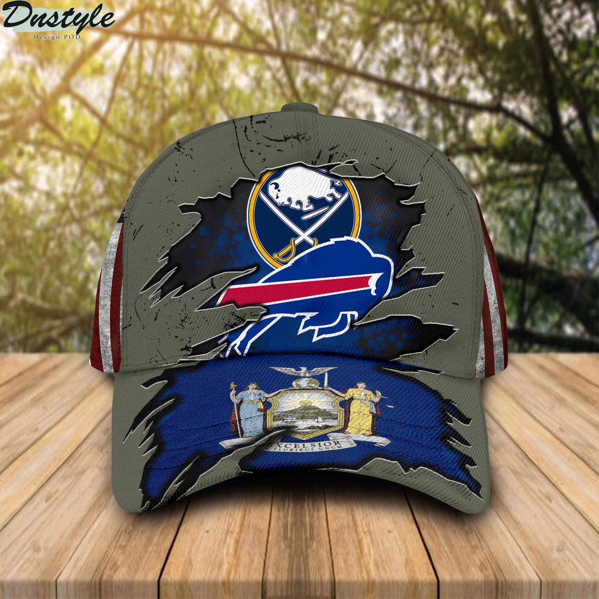 Buffalo Bills And Buffalo Sabres Cap