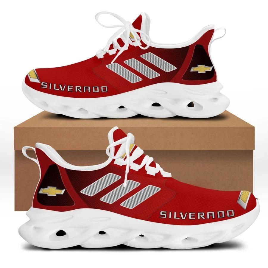 Chevrolet Silverado running max soul shoes 1