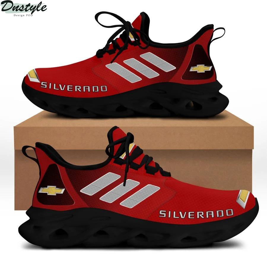 Chevrolet Silverado running max soul shoes