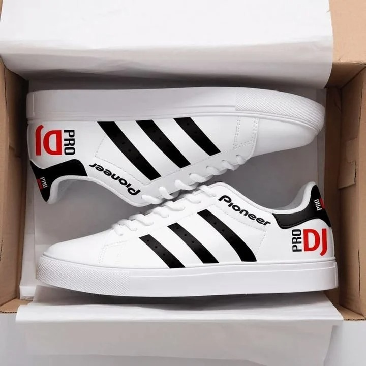Dj pioneer stan smith low top shoes 1