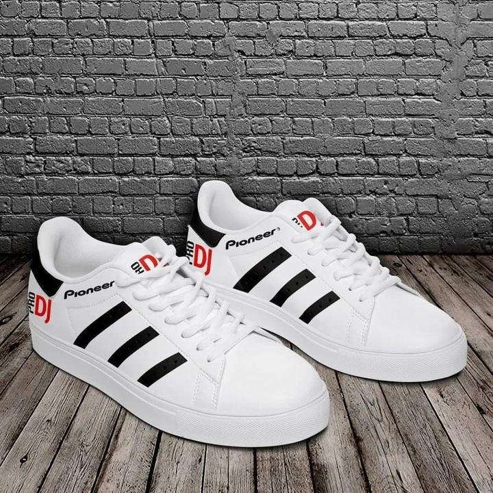 Dj pioneer stan smith low top shoes 2