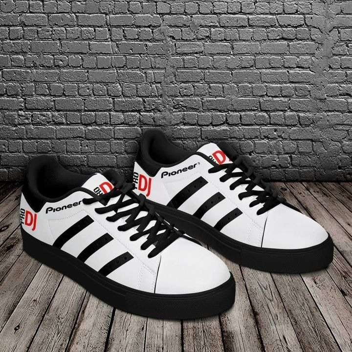 Dj pioneer stan smith low top shoes 3