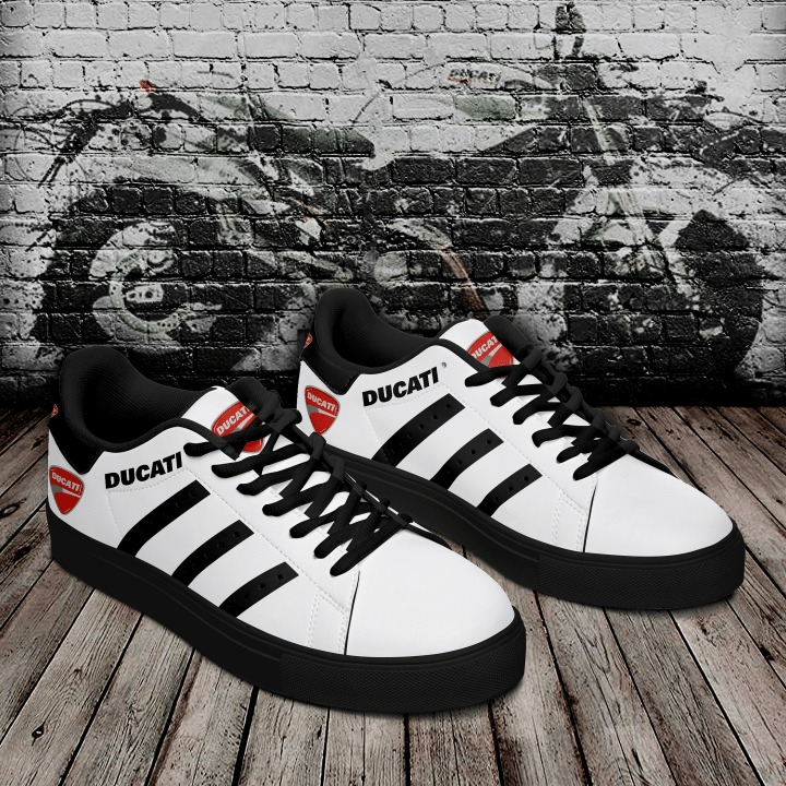 Ducati stan smith low top shoes 3