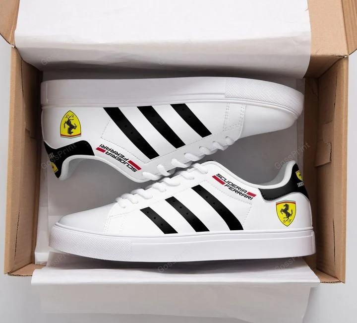 Ferrari scuderia stan smith low top shoes 1