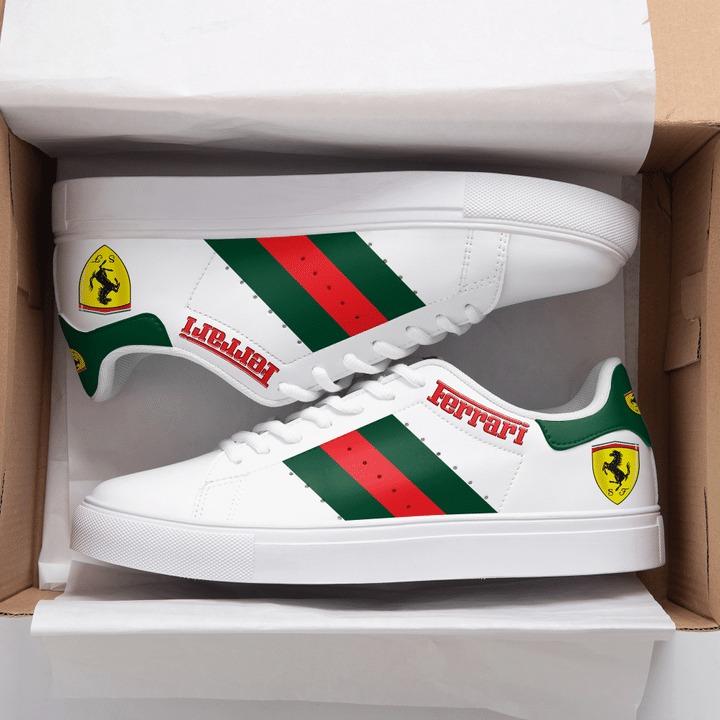 Ferrari stan smith low top shoes 1