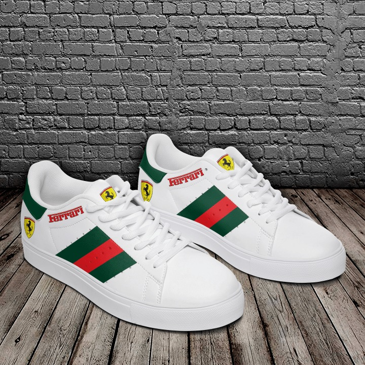 Ferrari stan smith low top shoes 2