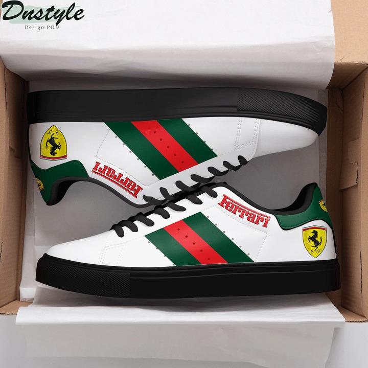 Ferrari stan smith low top shoes