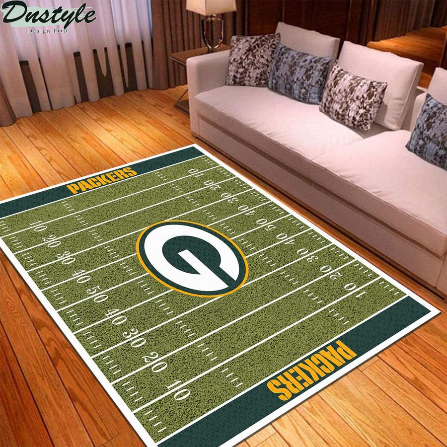 Green Bay Packers NFL rug 1