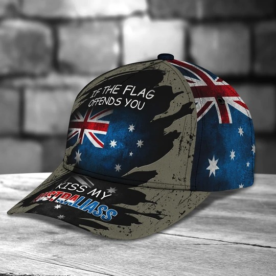 If the flag offends you kiss my australiass cap 2