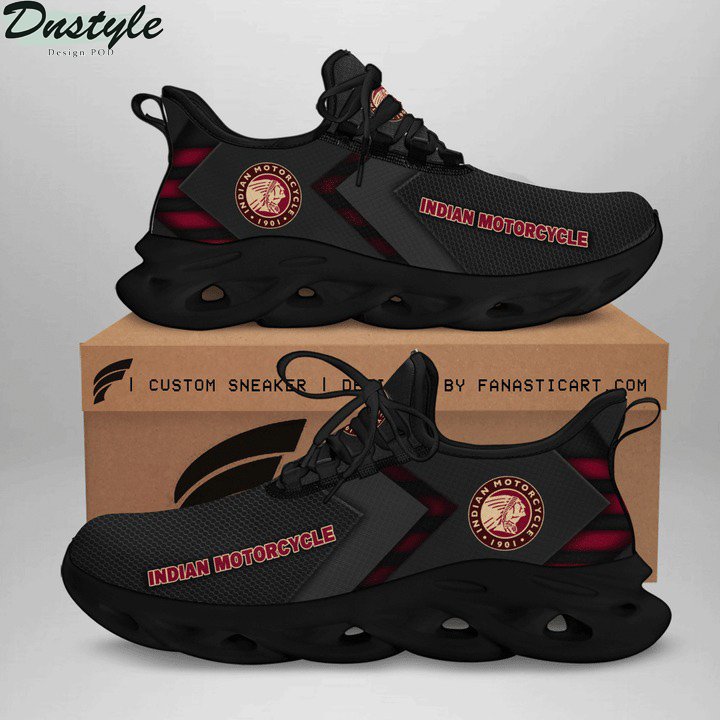 Indian motorcycle max soul shoes