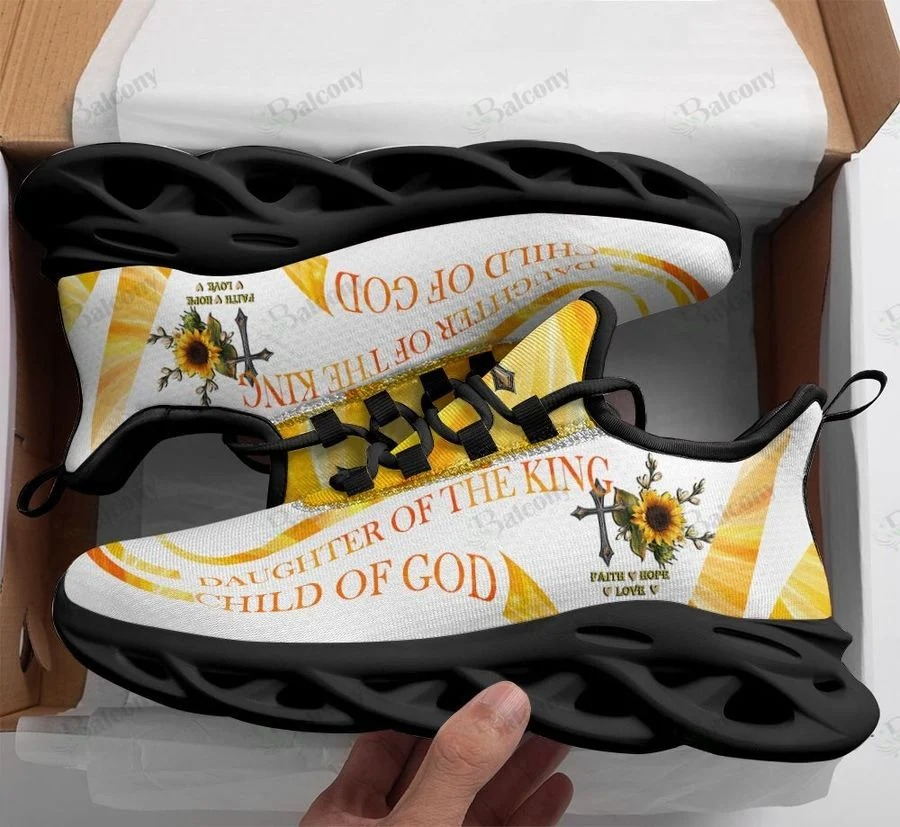 Jesus daughter of the king child of god max soul shoes 1