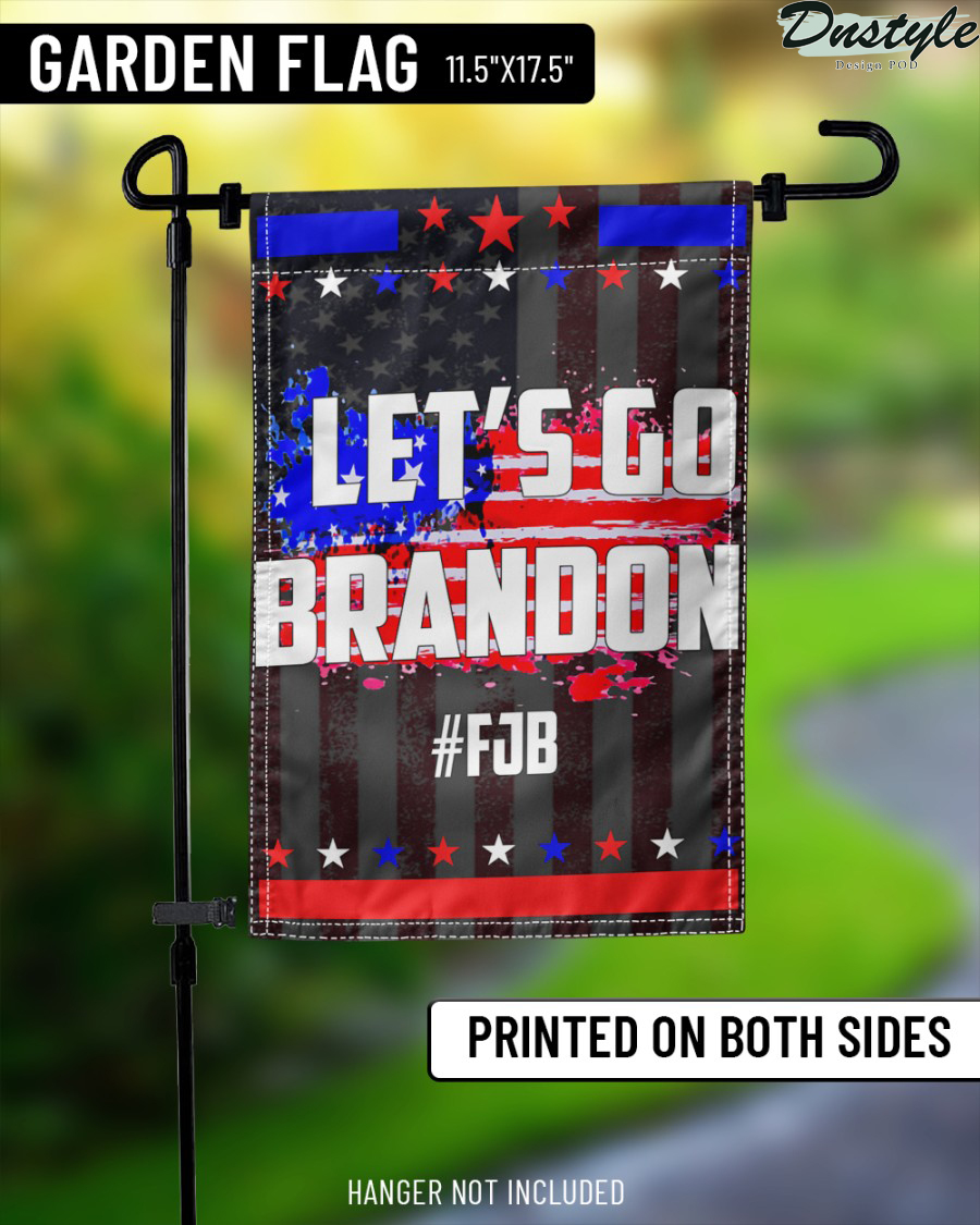 Let's go brandon #FJB flag