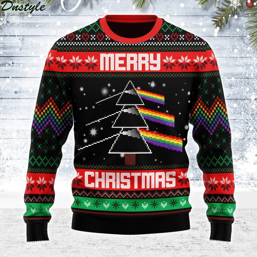Merry Christmas Pink Floyd Ugly Sweater