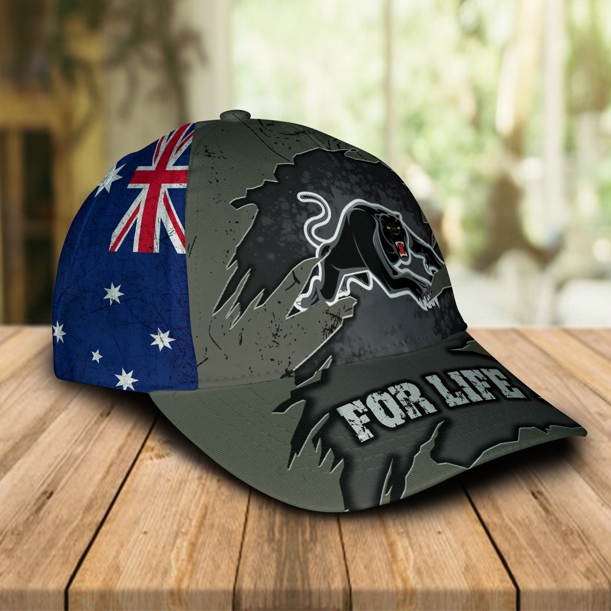 Penrith Panthers for life cap 1