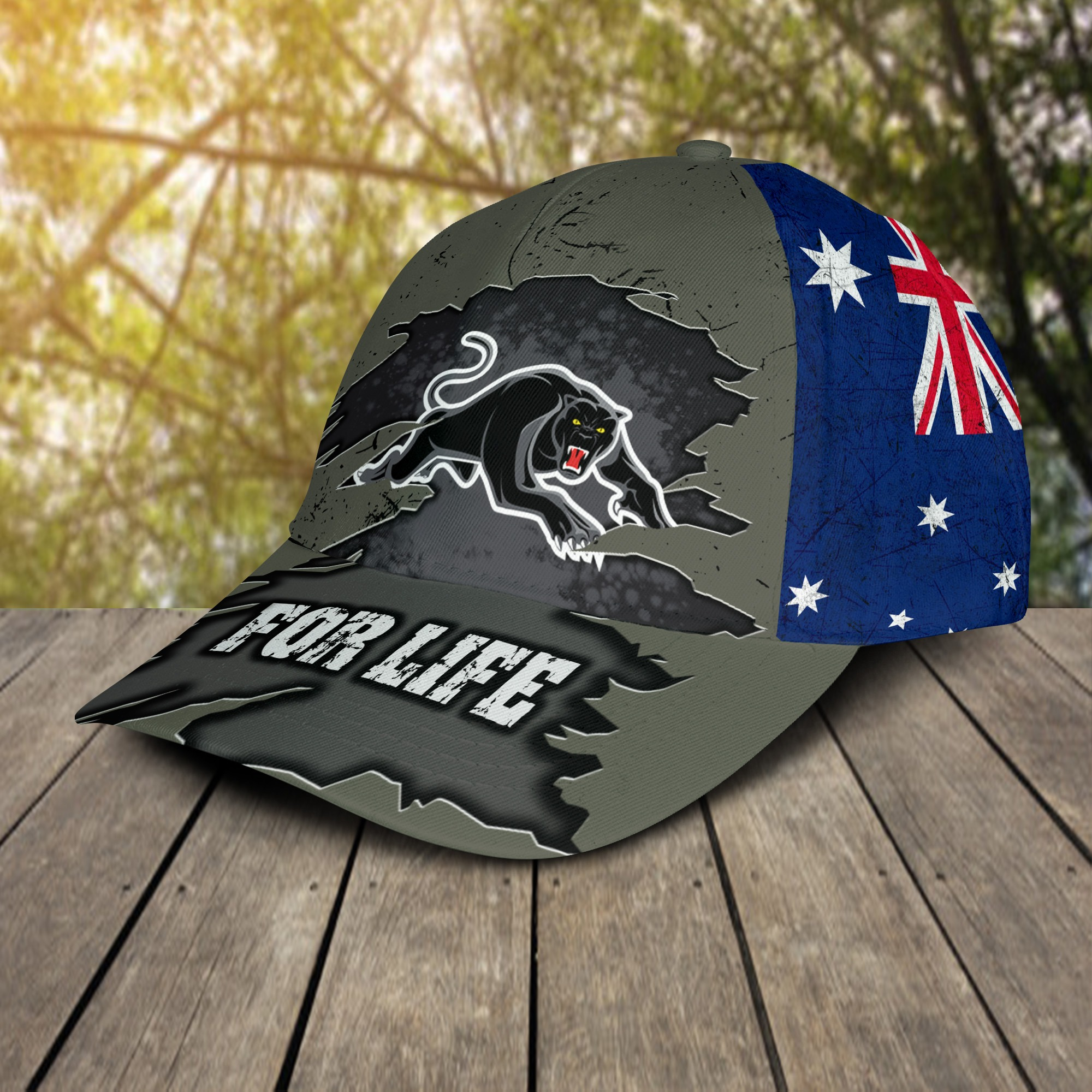 Penrith Panthers for life cap 2