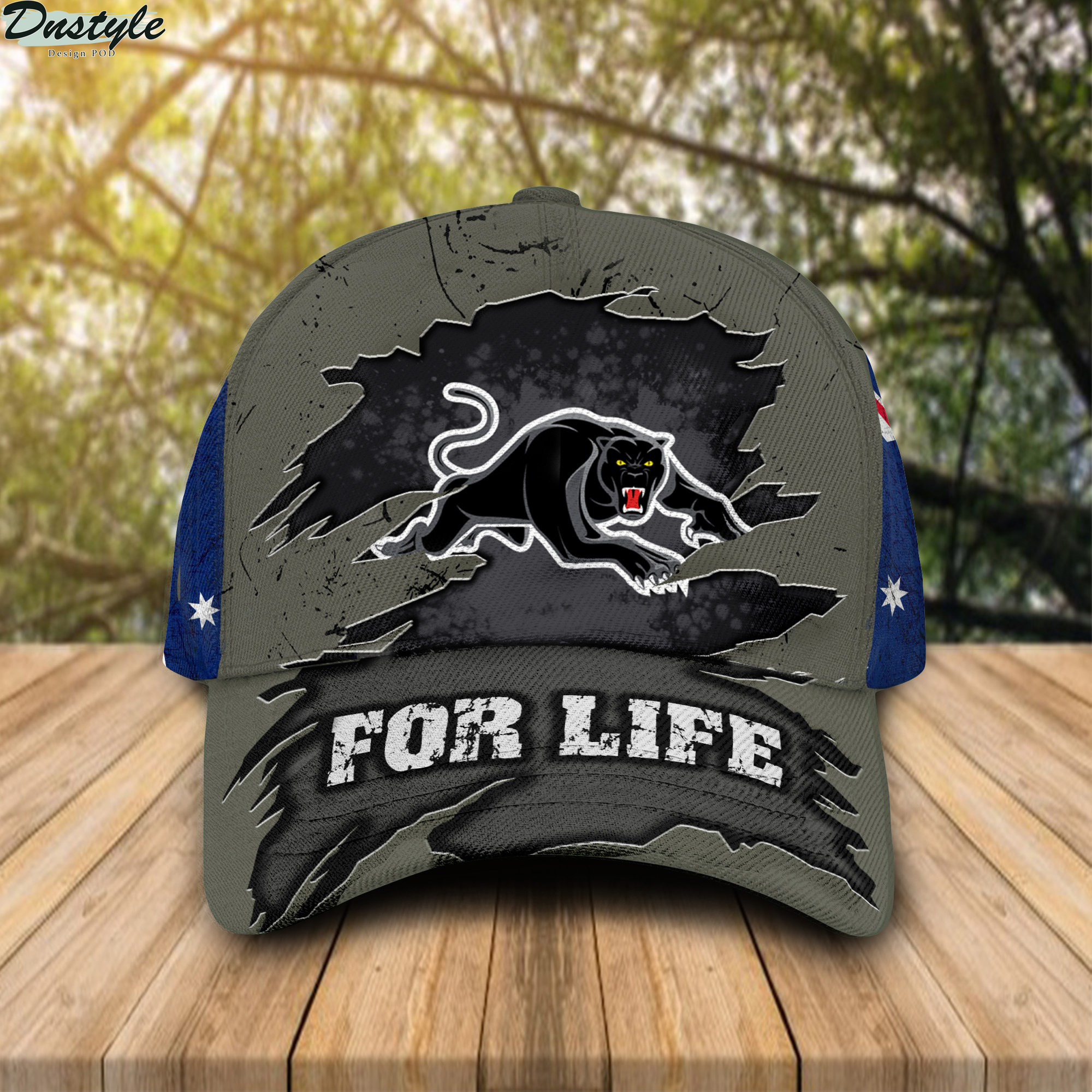 Penrith Panthers for life cap