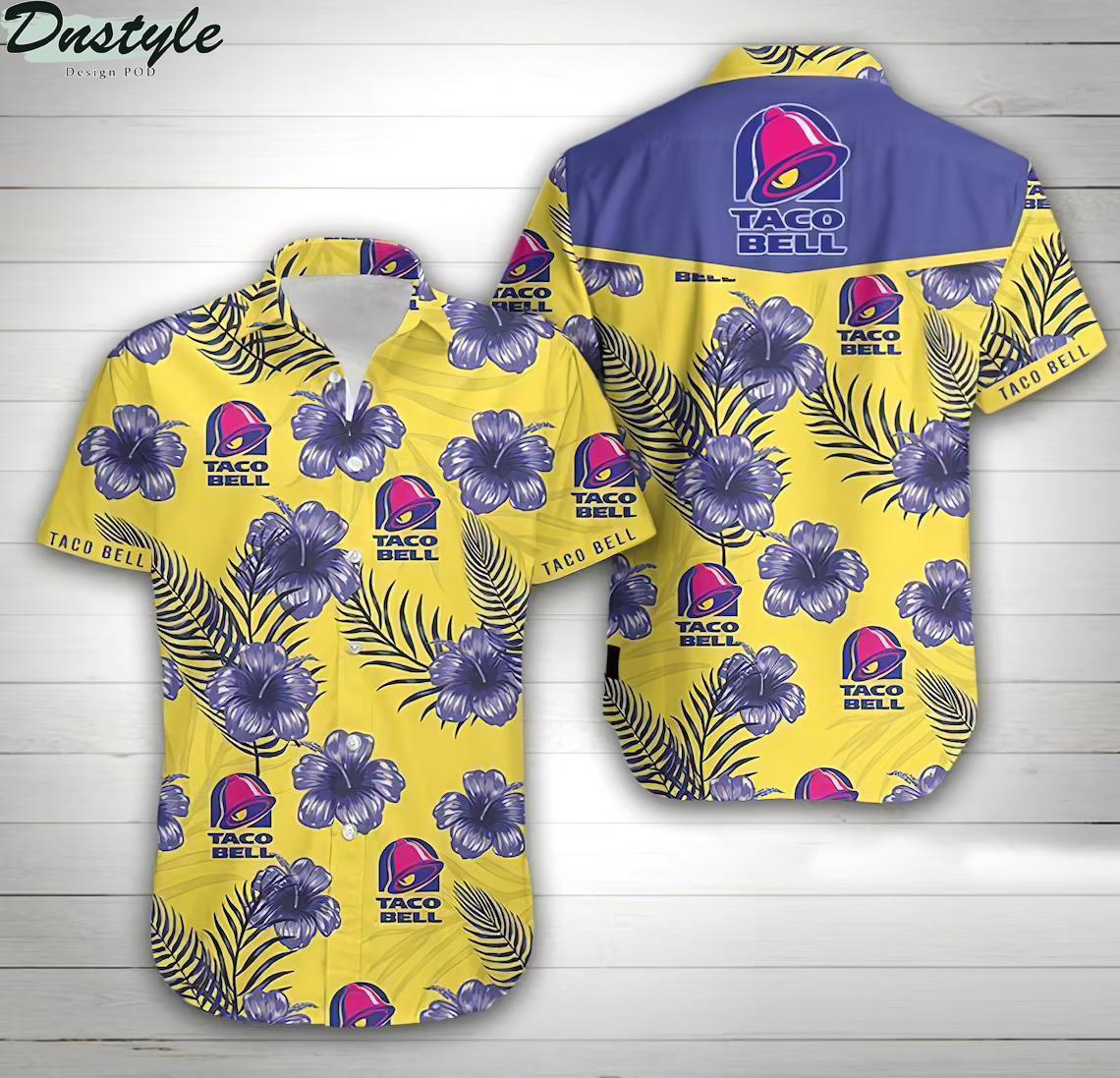Taco Bell Hawaii Shirt
