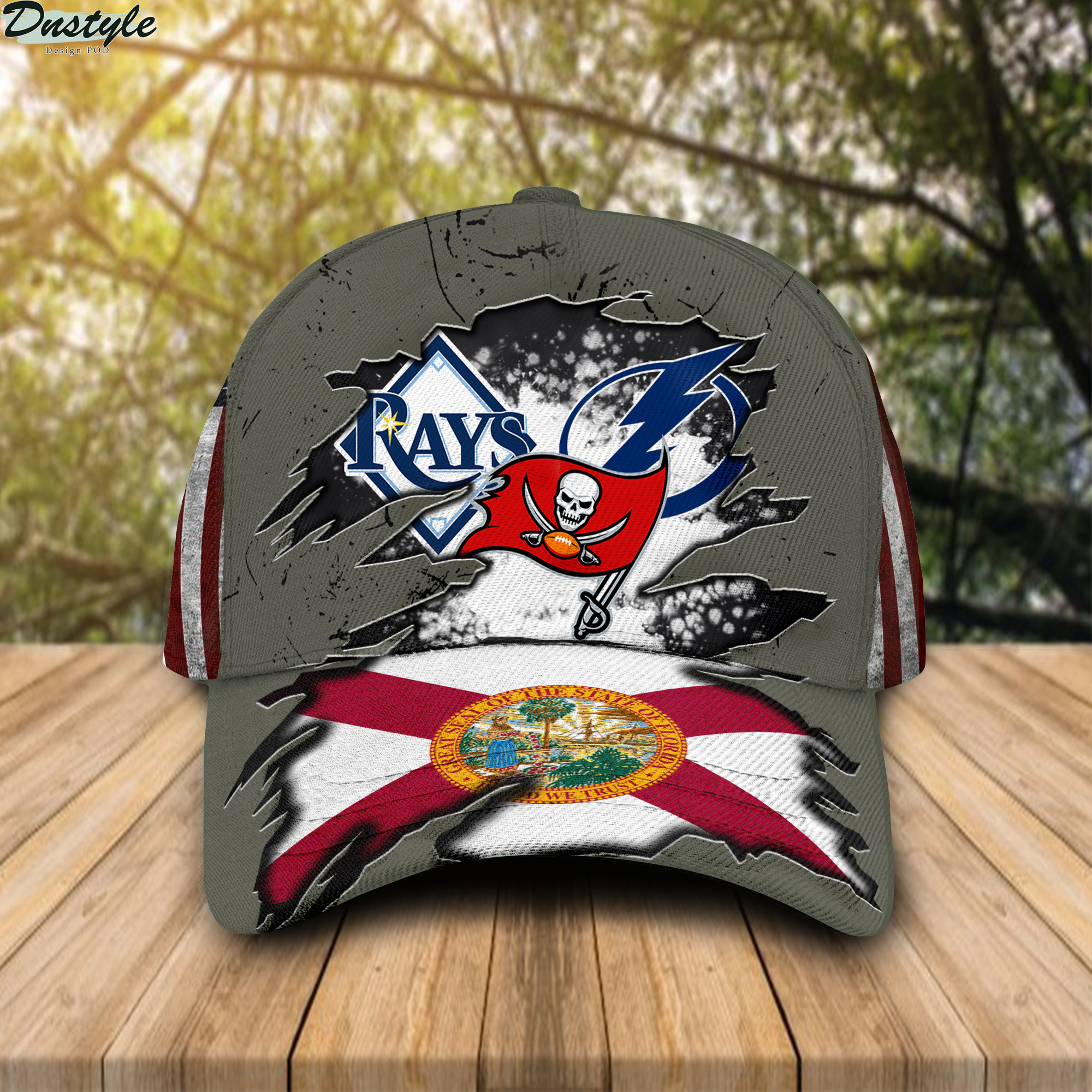 Tampa Bay Buccaneers Tampa Bay Lightning Tampa Bay Rays Cap