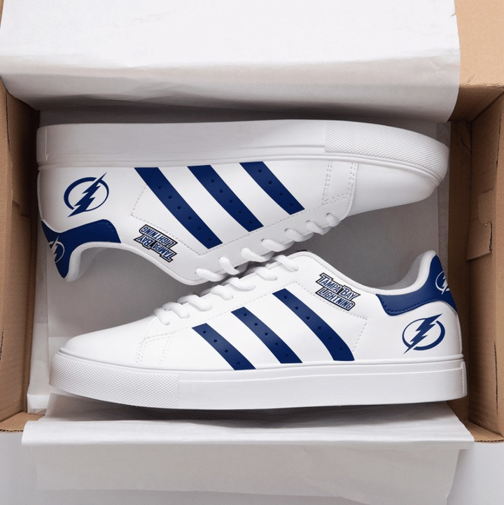 Tampa bay lightning NHL stan smith low top shoes 1