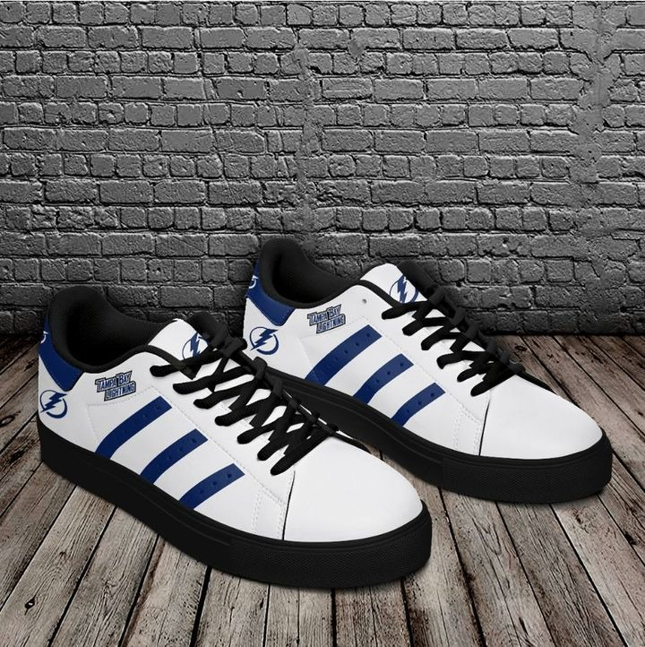 Tampa bay lightning NHL stan smith low top shoes 3