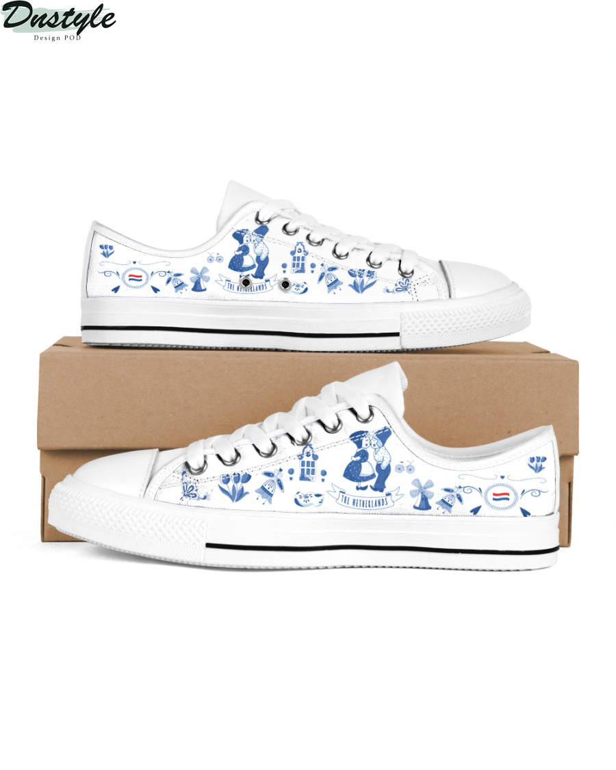 The netherlands low top shoes